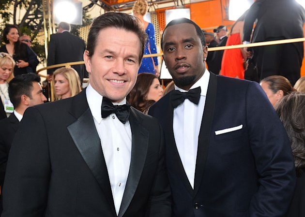 Wahlberg and PDiddy
