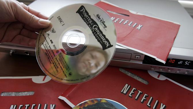 Netflix's 4Q restores company's investment luster
