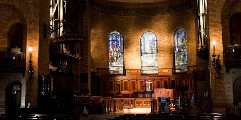 Columbia University St. Paul's Chapel Church