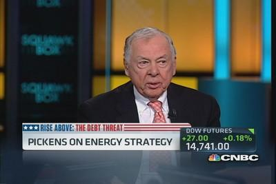 T Boone Pickens: Keystone makes OPEC obsolete