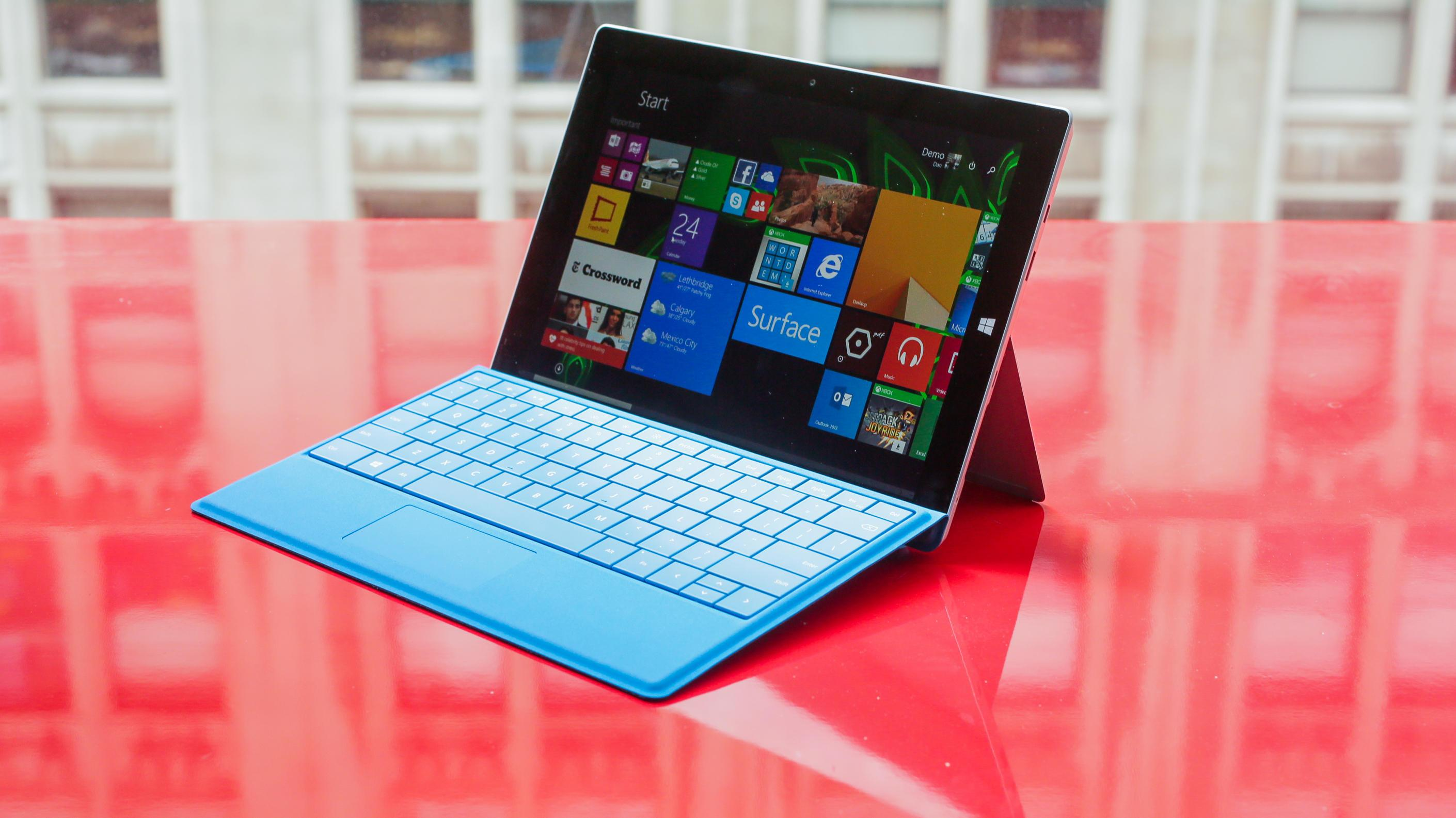 Microsoft's Surface 3: Stuck in the middle between work and play?