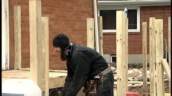 Hometown Hero remodels home for disabled vet