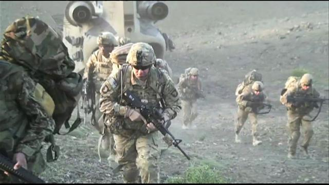 Deadly day for U.S. troops in Afghanistan