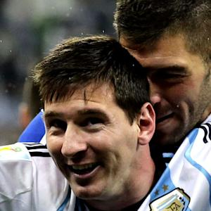 Germany, Argentina face off in World Cup final