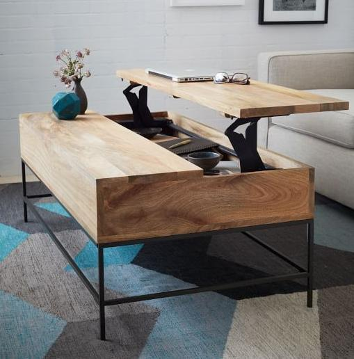 Stow Away in Style: Alternative Storage for Any Space