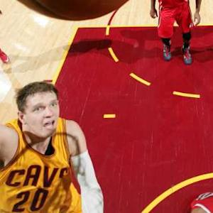 Steal of the Night - Timofey Mozgov