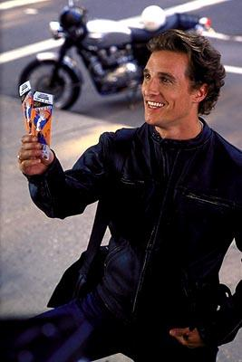 Matthew McConaughey in Paramount's How To Lose A Guy In 10 Days