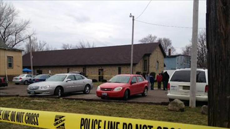 Shooting Reported Outside Northeast Ohio Church