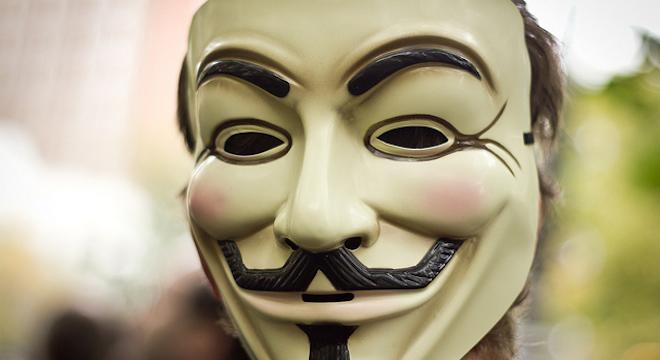 New Villian Emerges In AFP Tent-Gate: Guy Fawkes-Masked 'Radical Anarchists'