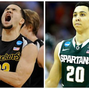 Which No. 7 Seed Is A Bigger Shocker: Wichita State or Michigan State?