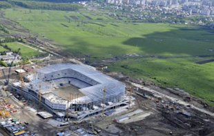 Lviv New Stadium