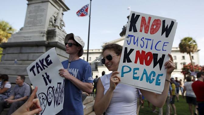 South Carolina Lawmakers Launch Into Debate Over Confederate Flag Removal