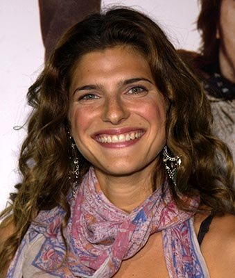 Premiere: Lake Bell at the LA premiere of Paramount's The School of Rock - 9/24/2003