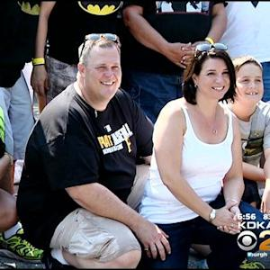 CBS Sitcom Star Billy Gardell Takes Over Kennywood