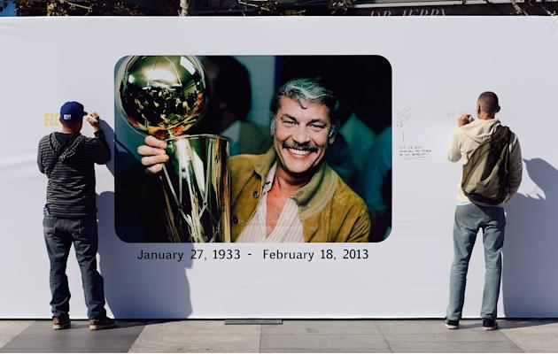 In Tribute of Dr. Jerry Buss