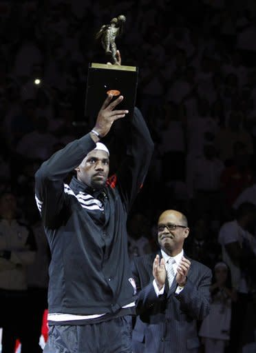 MVP James, Heat top Pacers 95-86, await Bosh word