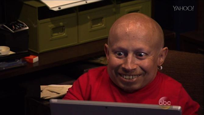 Verne Troyer's Dirty Little Secret Revealed on 'Celebrity Wife Swap'