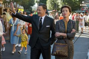 Tom Hanks Sports Sweet 'Stache in First Look as Walt Disney (Photo)