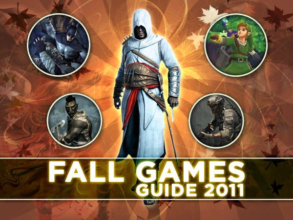Fall Games Guide 2011