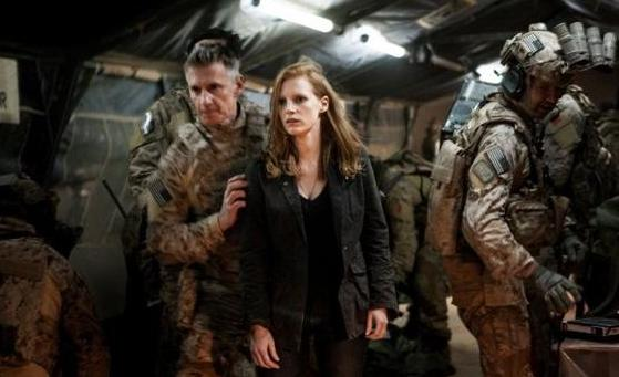 A US senator walked out of 'Zero Dark Thirty' after 15 minutes because it was so 'false'