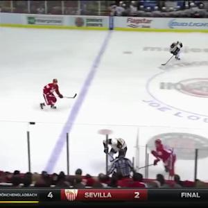Boston Bruins at Detroit Red Wings - 11/25/2015