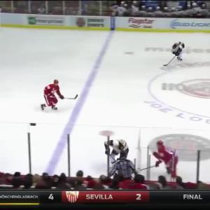 Boston Bruins at Detroit Red Wings - 11/25/2015