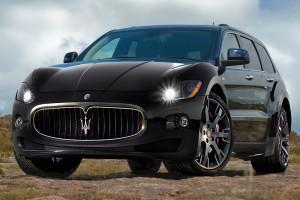 Maserati and Bentley to Sell SUVs
