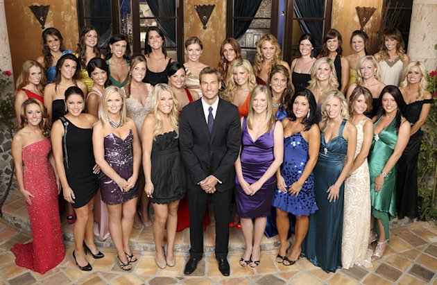 "The cast of ""The Bachelor."""