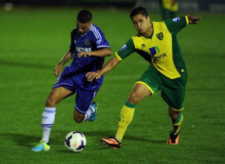 Soccer - Barclays U21 Premier League - Chelsea U21 v Norwich City U21 - Recreation Ground