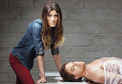 Jennifer Carpenter and Michael C. Hall | Photo Credits: Jim Fiscus/Showtime