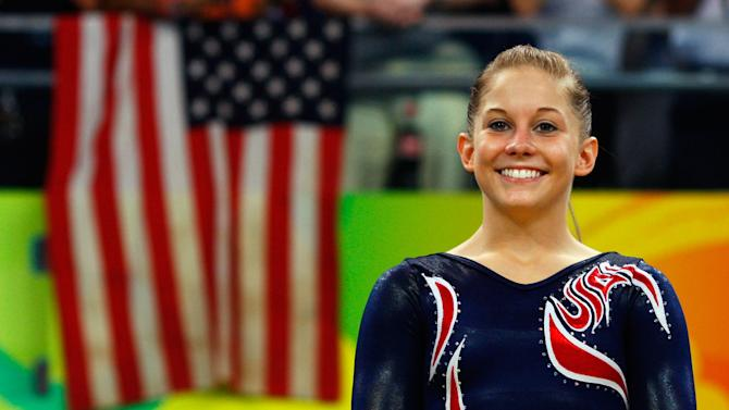 Shawn Johnson 2008