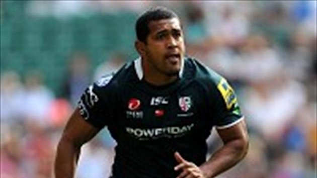 Chris Hala'ufia can not play again for London Irish until March 12