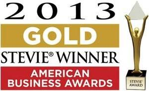 AMAX Honored as GOLD Stevie(R) Award Winner in 2013 American Business Awards(SM)