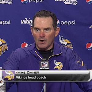 Minnesota Vikings postgame press conference