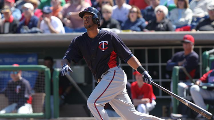 MLB: Spring Training-Minnesota Twins at Philadelphia Phillies