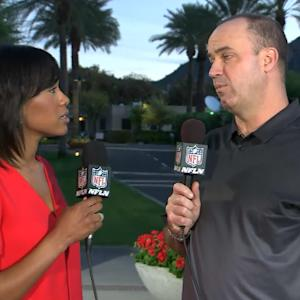 Houston Texans head coach Bill O'Brien: 'We're excited about the quarterback competition'