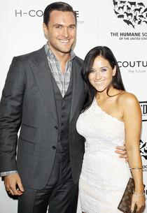 Owain Yeoman and Gigi Yallouz | Photo Credits: Michael Tran/FilmMagic