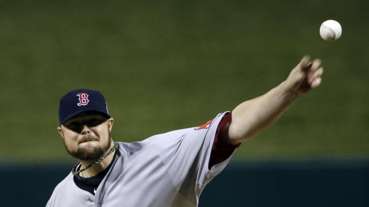 Red Sox exercise $13 million option on Lester