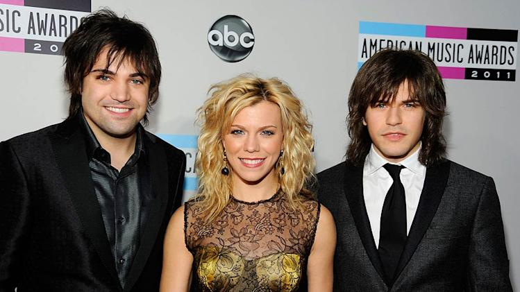 The Band Perry AMA s
