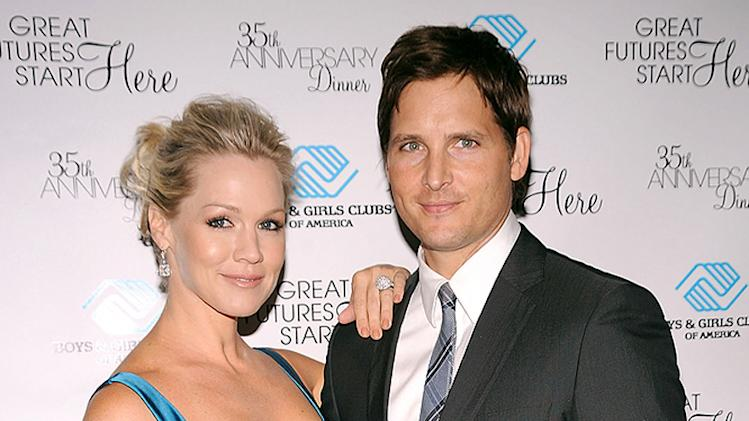 Jennie Garth, Peter Facinelli