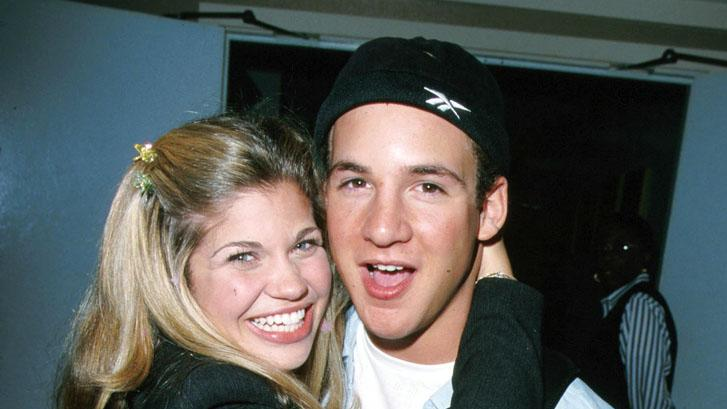 12 - Ben Savage & Danielle Fishel