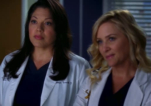 Grey's Anatomy Finale Preview: Shonda Rhimes on the 'Calzona' Scene that Left the Cast 'Stunned'
