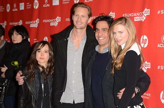 &quot;The East&quot; Premiere - Arrivals - 2013 Sundance Film Festival