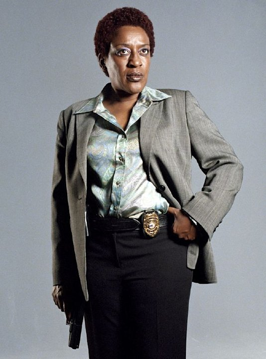 CCH Pounder stars as Detective Claudette Wyms in The Shield on FX.