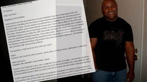 Alleged Cop Killer's Facebook Rant Found