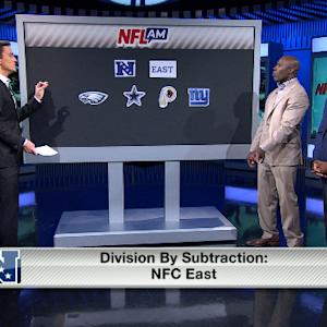 Division by Subtraction: NFC East