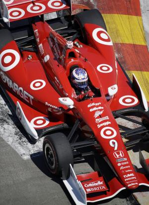 Ganassi celebrates 25 years with sponsor Target