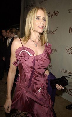 Rosanna Arquette Elton John AIDS Foundtation In-Style Party Hollywood, CA 3/24/2002