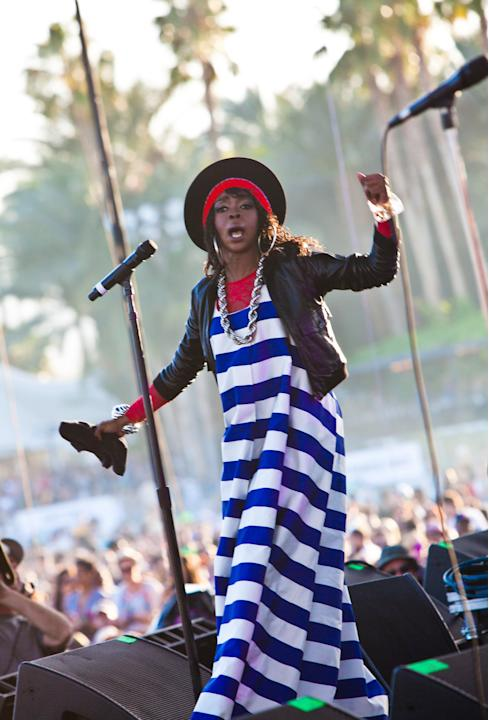 Lauryn Hill in Celine