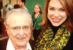 William Daniels and Maitland Ward | Photo Credits: Maitland Ward